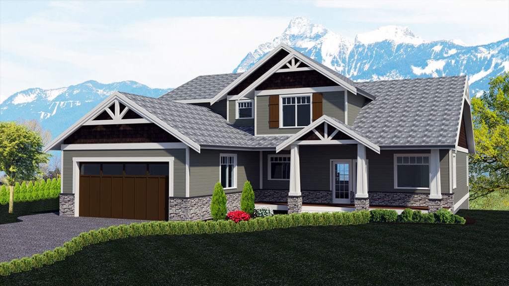 Residential Drafting Services, and Home Design in Chilliwack BC